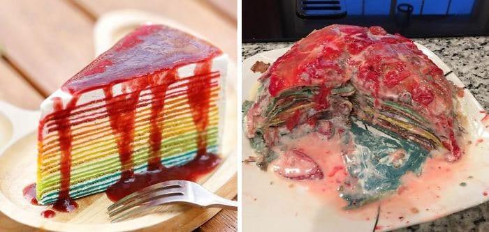 35 Expectativa vs Realidade na hora de fazer bolo 33