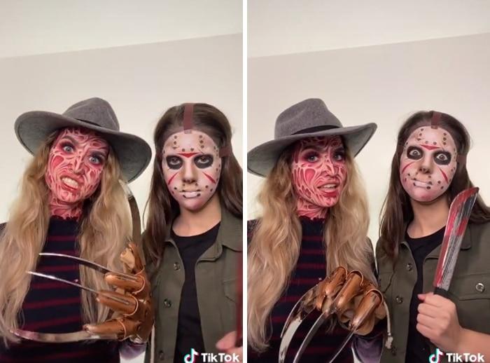 37 fantasias de Halloween incríveis que viralizou no Tiktok 3