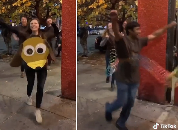 37 fantasias de Halloween incríveis que viralizou no Tiktok 7