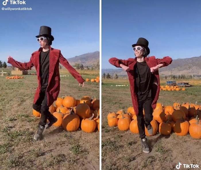 37 fantasias de Halloween incríveis que viralizou no Tiktok 10
