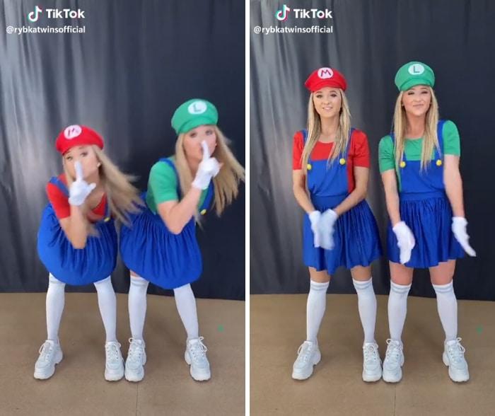 37 fantasias de Halloween incríveis que viralizou no Tiktok 11