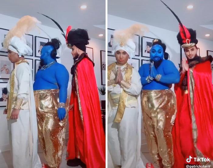 37 fantasias de Halloween incríveis que viralizou no Tiktok 12