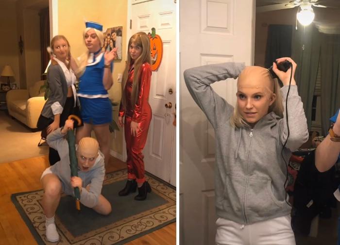 37 fantasias de Halloween incríveis que viralizou no Tiktok 13