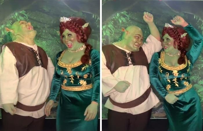 37 fantasias de Halloween incríveis que viralizou no Tiktok 20
