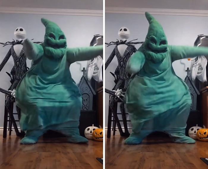 37 fantasias de Halloween incríveis que viralizou no Tiktok 21