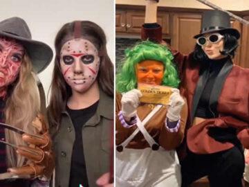 37 fantasias de Halloween incríveis que viralizou no Tiktok 38