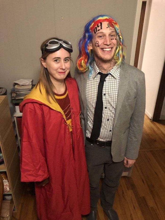 40 ideias criativas para fantasias de Halloween 16