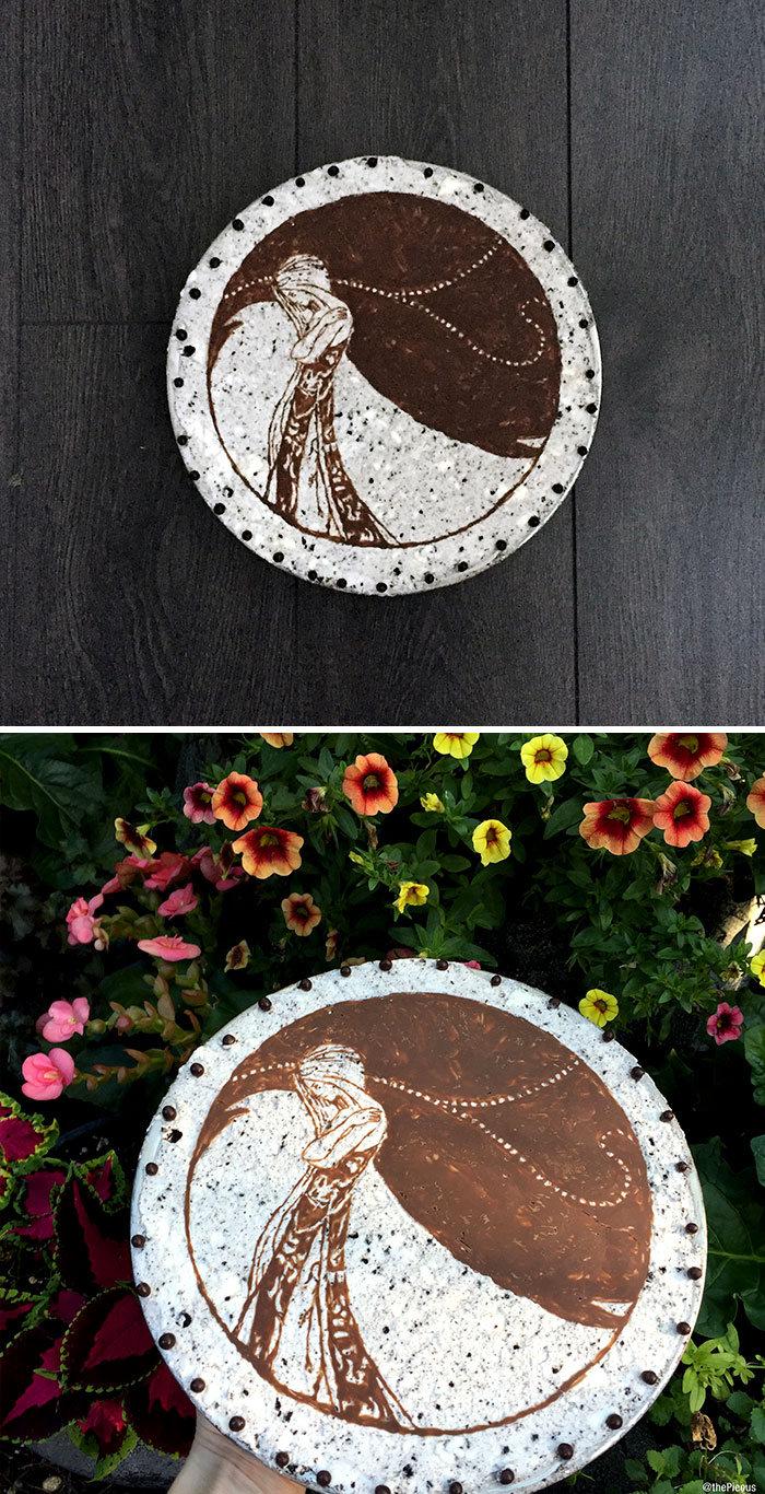 31 incríveis tortas de Halloween Por Baker Jessica Clark-Bojin 4