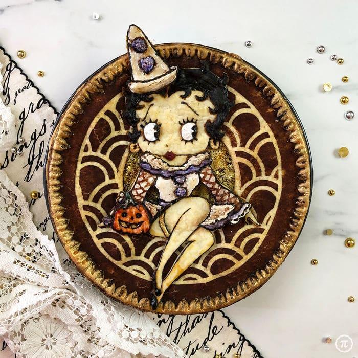 31 incríveis tortas de Halloween Por Baker Jessica Clark-Bojin 11