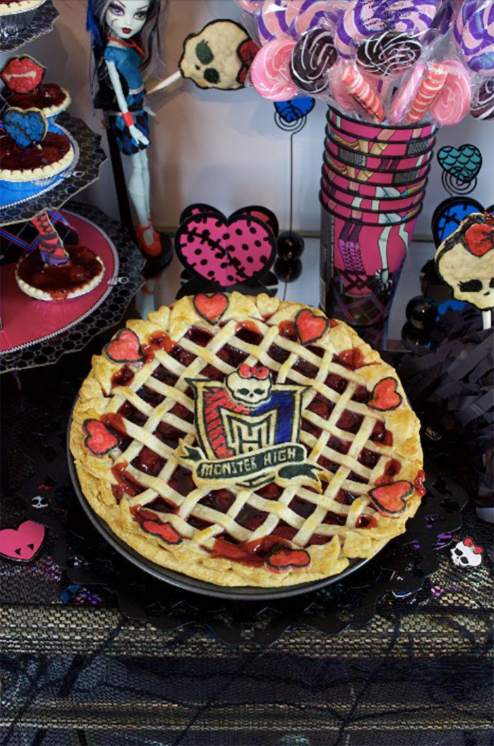 31 incríveis tortas de Halloween Por Baker Jessica Clark-Bojin 16
