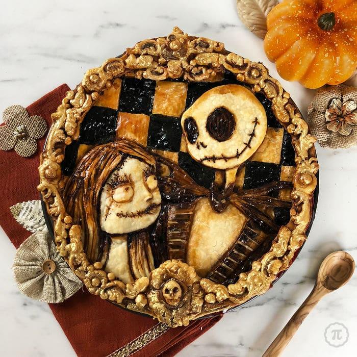 31 incríveis tortas de Halloween Por Baker Jessica Clark-Bojin 18