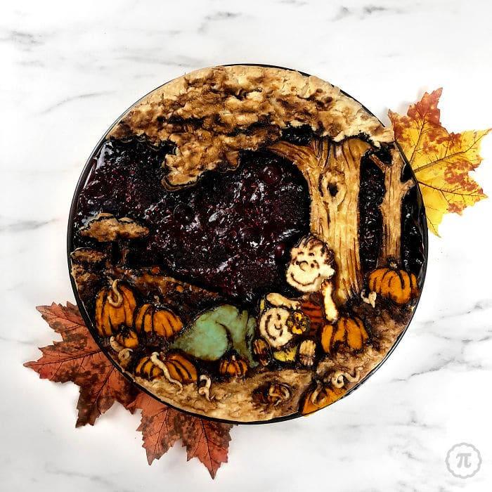31 incríveis tortas de Halloween Por Baker Jessica Clark-Bojin 19