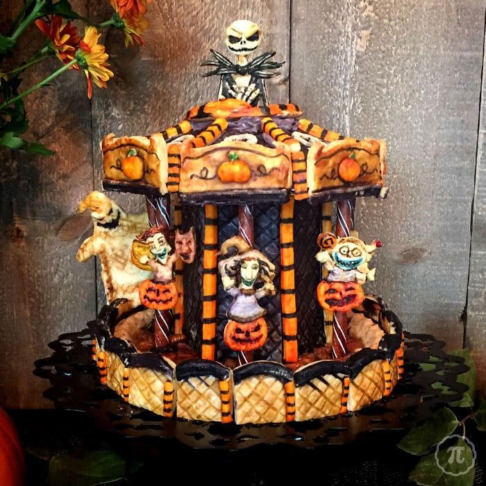 31 incríveis tortas de Halloween Por Baker Jessica Clark-Bojin 23