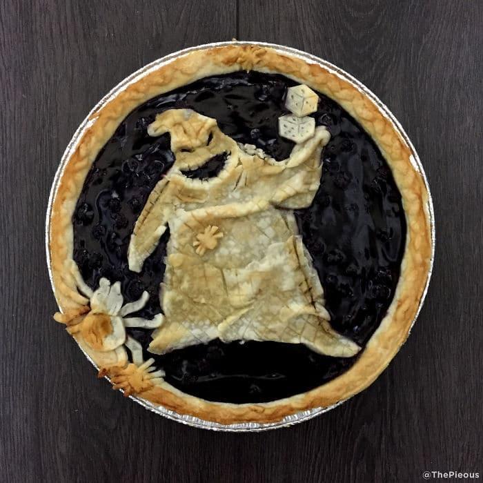 31 incríveis tortas de Halloween Por Baker Jessica Clark-Bojin 24