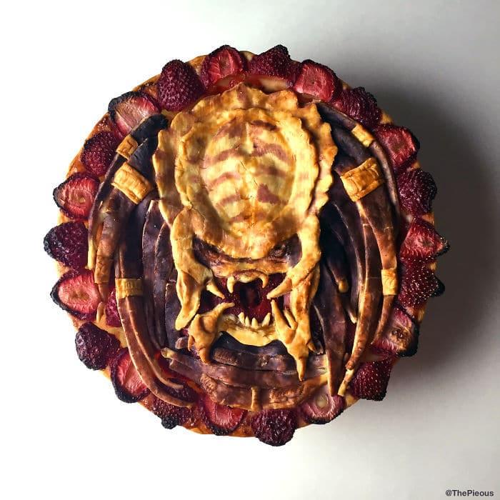 31 incríveis tortas de Halloween Por Baker Jessica Clark-Bojin 27