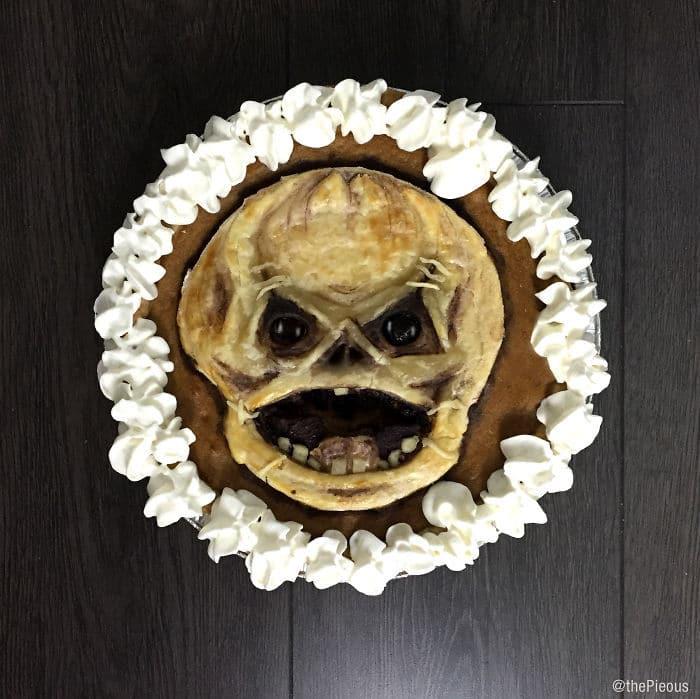 31 incríveis tortas de Halloween Por Baker Jessica Clark-Bojin 31