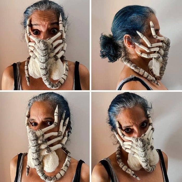 47 máscaras que também fazem ótimas fantasias de Halloween 2
