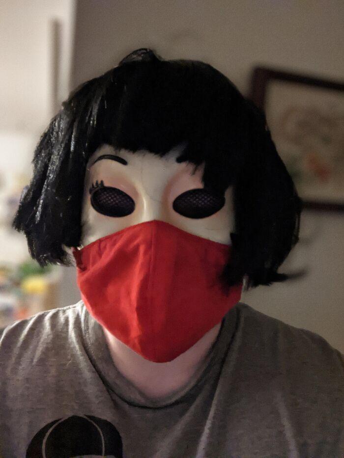 47 máscaras que também fazem ótimas fantasias de Halloween 4