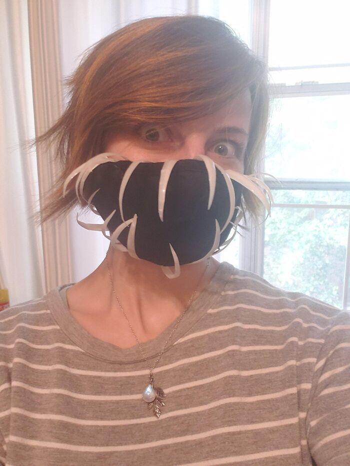 47 máscaras que também fazem ótimas fantasias de Halloween 5