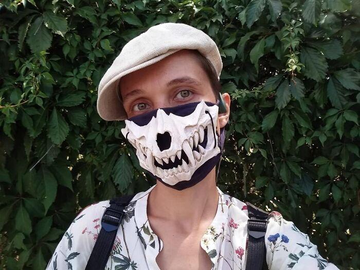 47 máscaras que também fazem ótimas fantasias de Halloween 7