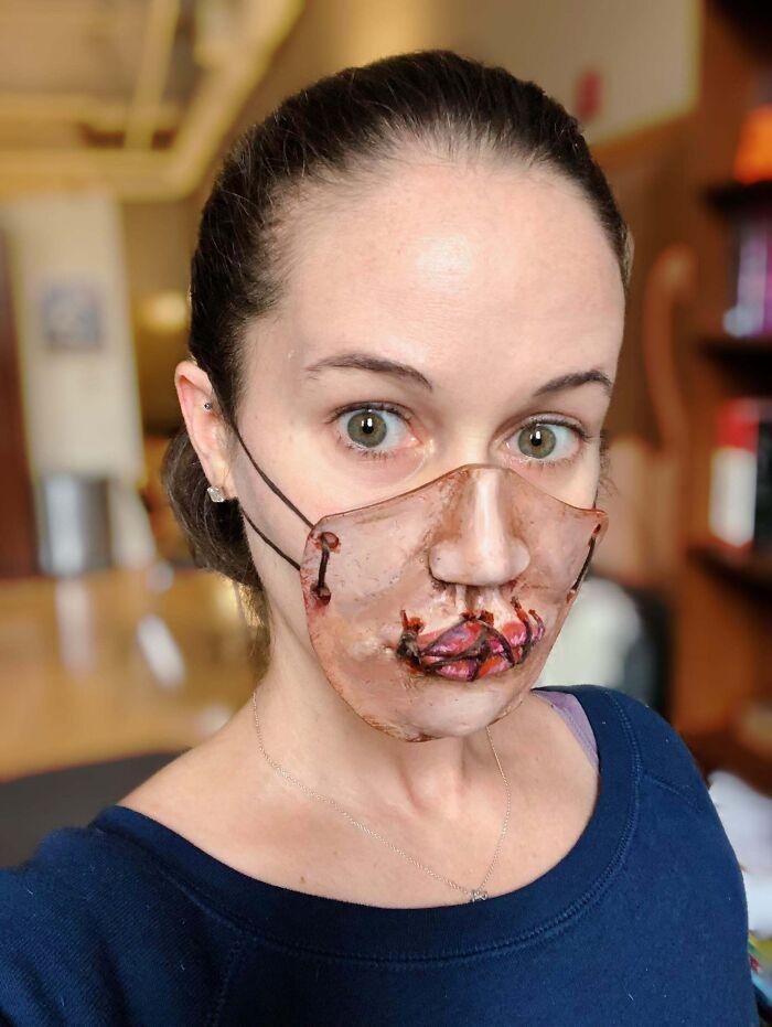 47 máscaras que também fazem ótimas fantasias de Halloween 10