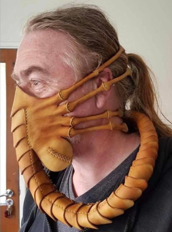 47 máscaras que também fazem ótimas fantasias de Halloween 13
