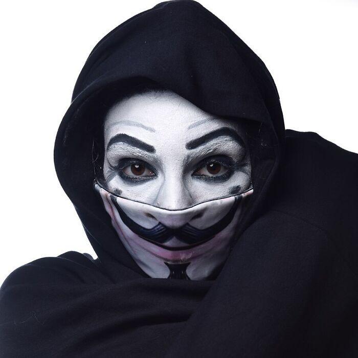 47 máscaras que também fazem ótimas fantasias de Halloween 18