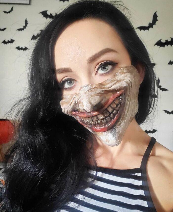 47 máscaras que também fazem ótimas fantasias de Halloween 19