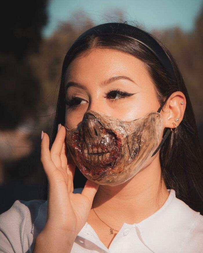 47 máscaras que também fazem ótimas fantasias de Halloween 20