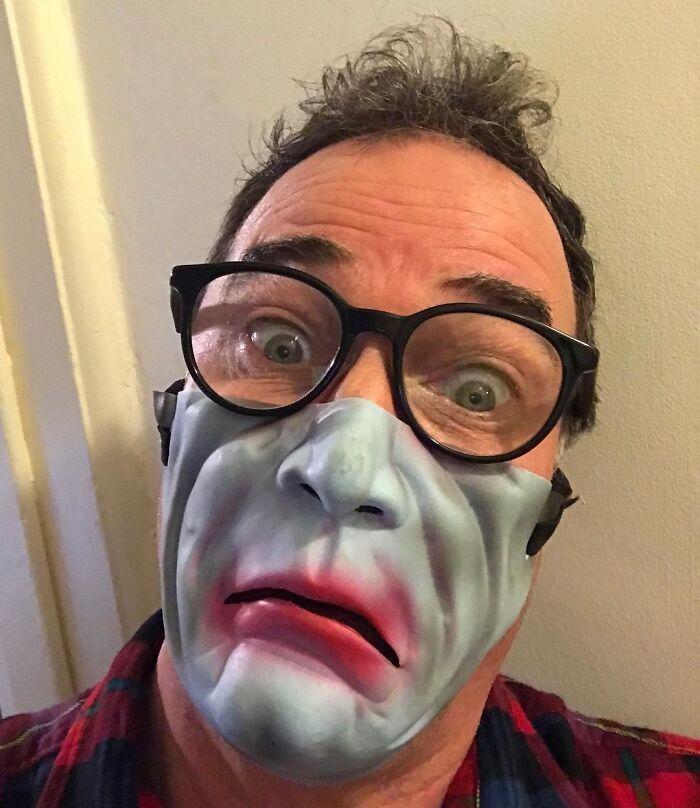 47 máscaras que também fazem ótimas fantasias de Halloween 26