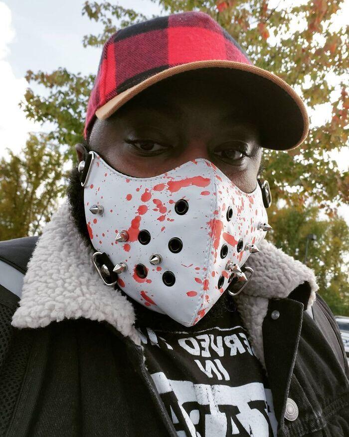 47 máscaras que também fazem ótimas fantasias de Halloween 28