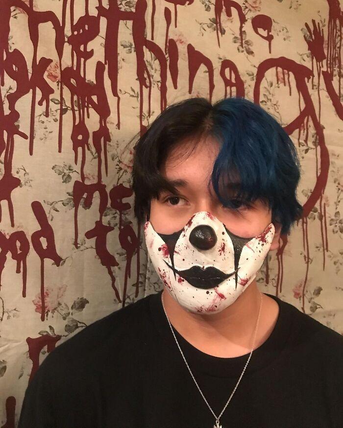 47 máscaras que também fazem ótimas fantasias de Halloween 33