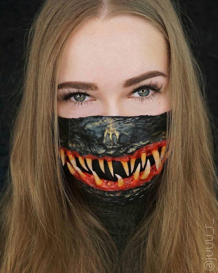 47 máscaras que também fazem ótimas fantasias de Halloween 34