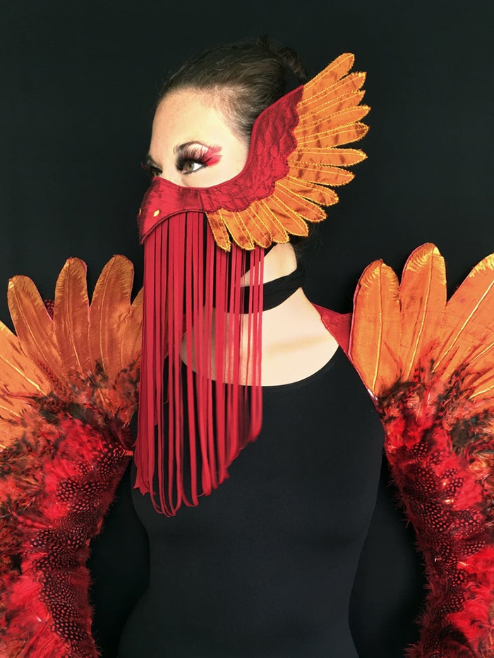 47 máscaras que também fazem ótimas fantasias de Halloween 35