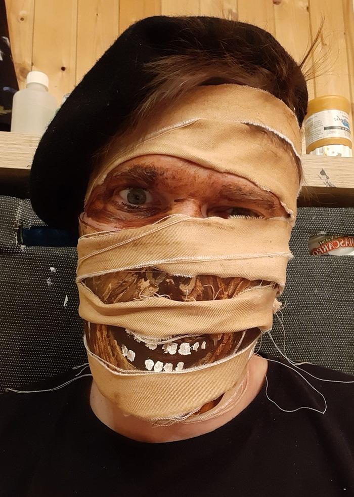 47 máscaras que também fazem ótimas fantasias de Halloween 36