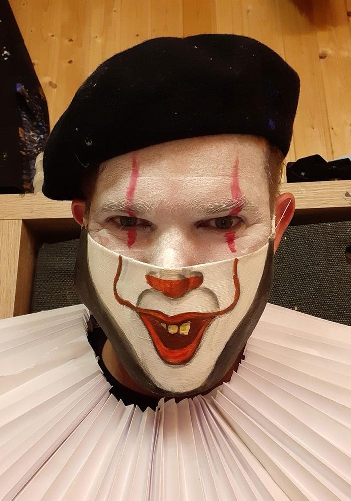 47 máscaras que também fazem ótimas fantasias de Halloween 37