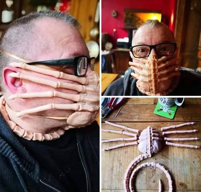 47 máscaras que também fazem ótimas fantasias de Halloween 38
