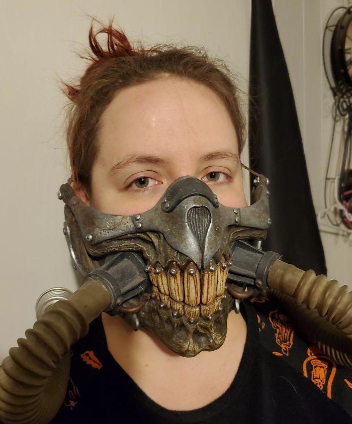 47 máscaras que também fazem ótimas fantasias de Halloween 41