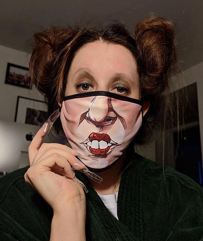 47 máscaras que também fazem ótimas fantasias de Halloween 42