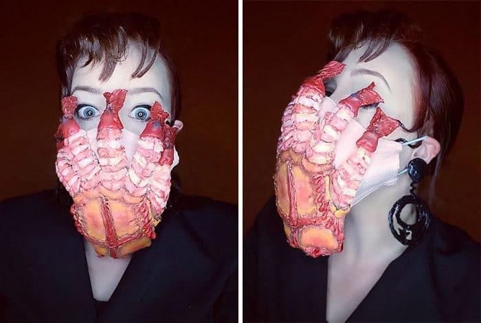 47 máscaras que também fazem ótimas fantasias de Halloween 46
