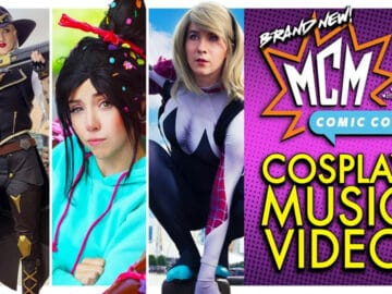 MCM Comic Con - Vídeo de cosplay 3