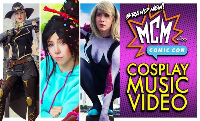 MCM Comic Con - Vídeo de cosplay 1
