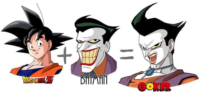 30 fusões de personagens de desenho animado pelo artista Dino Tomic 20