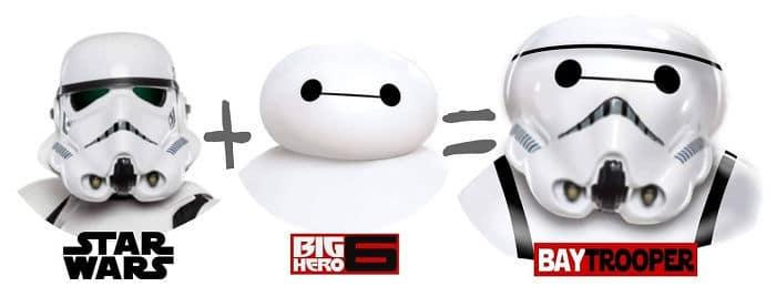30 fusões de personagens de desenho animado pelo artista Dino Tomic 29