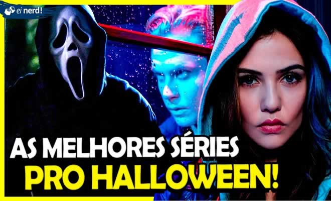 Séries para maratonar no Halloween 2