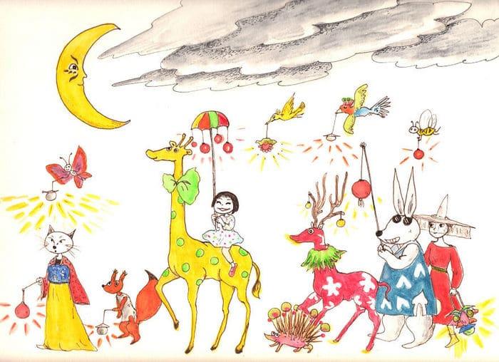 Tentei desenhar meus desenhos de infância de novo 30 anos depois 9