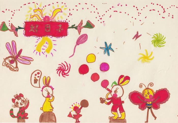 Tentei desenhar meus desenhos de infância de novo 30 anos depois 10
