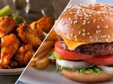 Você comeria essas comidas no primeiro encontro? 17