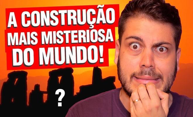 Você sabe o que é o Stonehenge? A história da construção mais misteriosa do mundo! 25