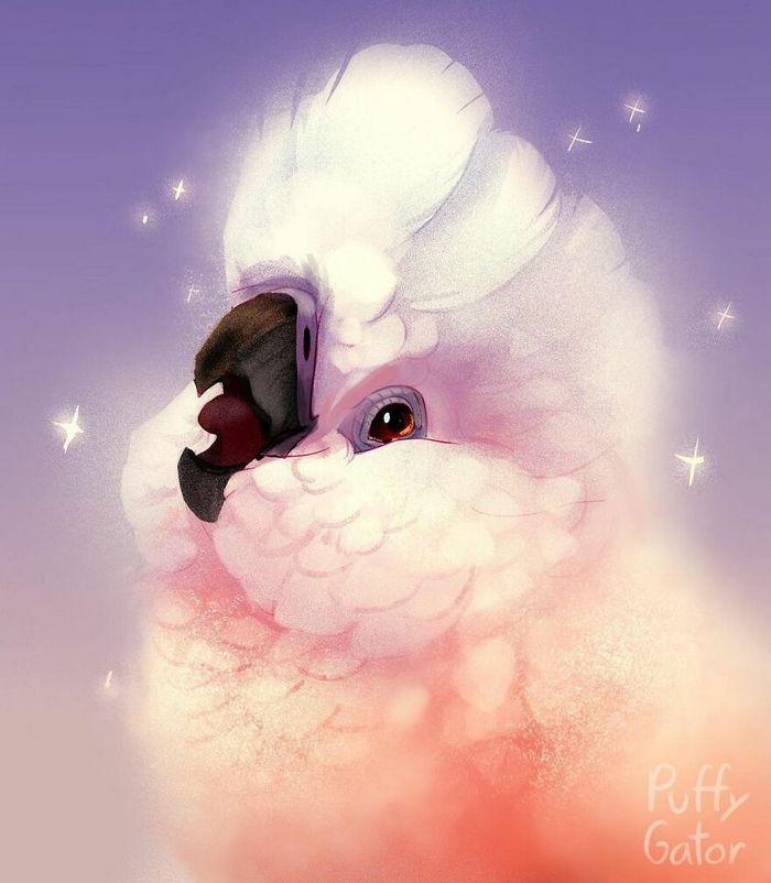 Artista cria ilustrações fofas de animais selvagens e animais de estimação 26
